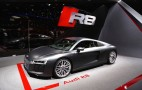 Audi To Forgo V-8 In Second-Gen R8 In Favor Of New Five-Cylinder?