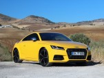 2016 Audi TT / TTS First Drive  -  Spain, September 2014