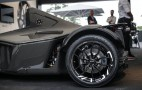 BAC Mono gets ultra-strong, ultra-light graphene panels