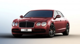 2016 Bentley Flying Spur V8 Beluga