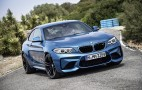 2016 BMW M2 finally breaks cover