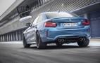 2016 BMW M2 laps Nürburgring in 7:58?