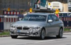 2016 BMW 3-Series Long-Wheelbase Sedan Spy Shots