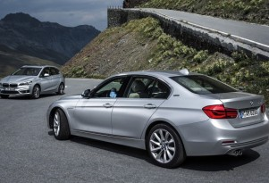 2016 BMW 330e and 225xe plug-in hybrids