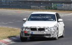 2016 BMW 3-Series Plug-In Hybrid Spy Shots