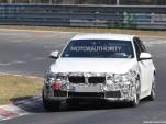 2016 BMW 330e spy shots - Image via S. Baldauf/SB-Medien