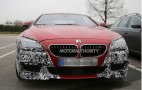 2016 BMW 6-Series Spy Shots (With Interior)