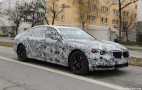 2016 BMW 7-Series Spy Video