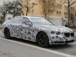 2016 BMW 7-Series spy shots - Image via S. Baldauf/SB-Medien