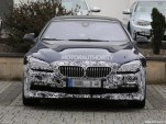 2016 BMW Alpina B6 Gran Coupe facelift spy shots
