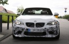 2016 BMW M2 spy shots and video