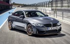 2016 BMW M4 GTS comes with water injection system, 493 horsepower