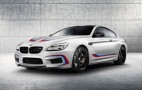 600-Horsepower BMW M6 Competition Package Debuts At 2015 Frankfurt Auto Show