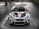 2016 BMW M6 GT3 race car