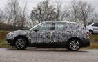 2016 BMW X1 With Third-Row Seats Spy Shots