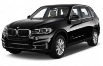 2016 BMW X5 AWD 4-door xDrive35d Angular Front Exterior View