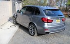 BMW still leads U.S. plug-in sales percentages; X5 plug-in hybrid SUV helps