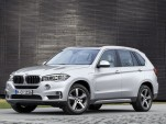 2016 BMW X5 xDrive 40e Plug-In Hybrid SUV Starts At $63,095
