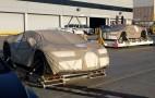 Bugatti Veyron Successor Spied At LAX--Photo Update
