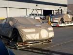 2016 Bugatti Chiron spy shots - Image via hungry_penguin