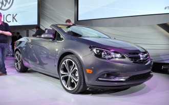 2016 Buick Cascada, VW U.S. Strategy, Mercedes C-Class Coupe: What's New @ The Car Connection