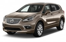 2016 Buick Envision AWD 4-door Premium II Angular Front Exterior View