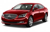 2016 Buick Lacrosse 4-door Sedan FWD Angular Front Exterior View