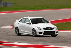 2016 Cadillac ATS-V First Drive Video