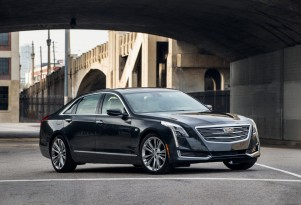 2017 Cadillac CT6 Plug-In Hybrid: technical details revealed