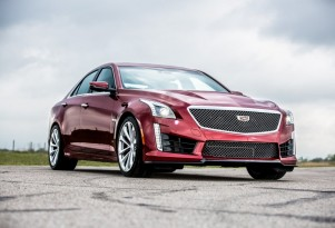 2016 Cadillac CTS-V HPE750 by Hennessey