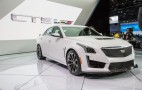 2016 Cadillac CTS-V Priced From $84,990, Starts Sales This Summer
