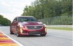 Cadillac brings V-Performance Academy to Spring Mountain