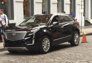 2017 Cadillac XT5 leaked - Image via Opposite Lock forum member Saw930
