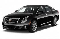 2016 Cadillac XTS 4-door Sedan FWD Angular Front Exterior View