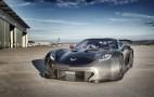 Callaway Unveils GT3-Spec Corvette Racer: Video