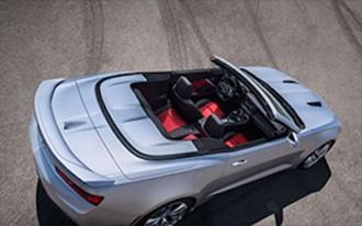 2016 Chevrolet Camaro Convertible Preview