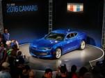 2016 Chevrolet Camaro, Belle Isle reveal