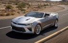 2016 Chevrolet Camaro Convertible Priced From $33,695