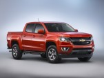 2016 Chevy Colorado Diesel Pickup Priced At $31,700; Fuel Efficiency To Come Later