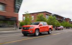 2016 Chevy Colorado, GMC Canyon Take Truck Fuel-Efficiency Crown At 25 MPG