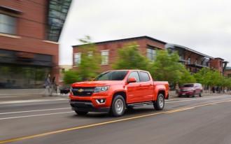 2017 Chevrolet Colorado vs. 2017 Nissan Frontier: Compare Trucks