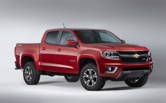 2016 Chevrolet Colorado Diesel Priced From At Least $33,705