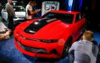 2016 Chevy COPO Camaro Previewed With Courtney Force Concept: Video