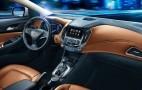 2016 Chevrolet Cruze: Interior Photos Revealed For China Launch