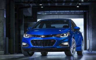 Lighter, Longer 2016 Chevrolet Cruze Revealed; Hatchback On The Way? Live Photo Gallery
