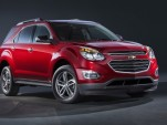 2016 Chevrolet Equinox: Updated SUV Unveiled At 2015 Chicago Auto Show