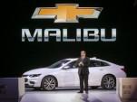 2016 Chevrolet Malibu launch - 2015 New York Auto Show