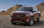 2016 Chevrolet Silverado 1500 Gets Sporty New Look, More Tech