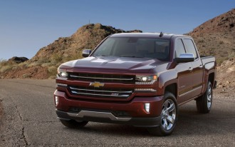 2016 Chevrolet Silverado 1500 First Look