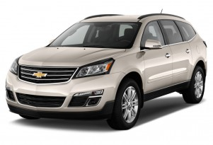Gas-mileage error halts sale of GM's large SUVs; new labels on the way
